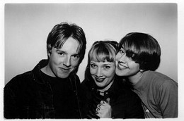 The Bangs: Kyle, Sarah and Maggie