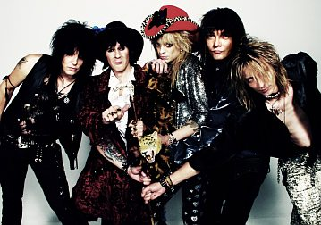 Hanoi Rocks: Don't You Ever Leave Me