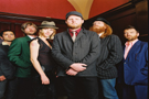 Casey Neill w/full band - Press Shot